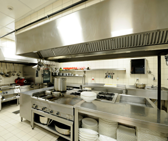 Small Commercial Kitchen Layout Car Image