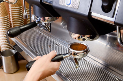 Image result for coffee shop machines