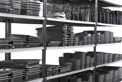 Tips To Increase The Sd Of Your Commercial Kitchen Racks