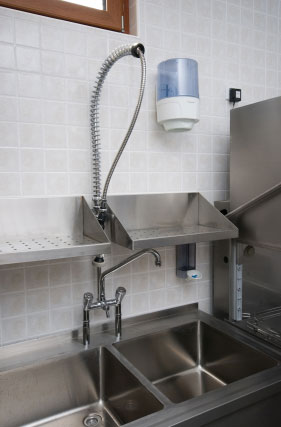 Understanding the Commercial Kitchen Sink System ...