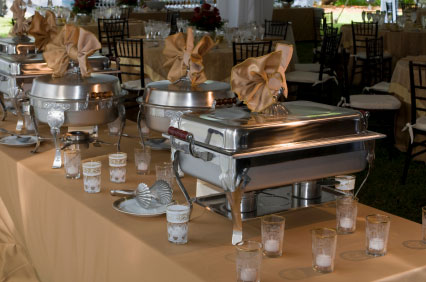The Chafing Dish Not Just For Caterer Commercial