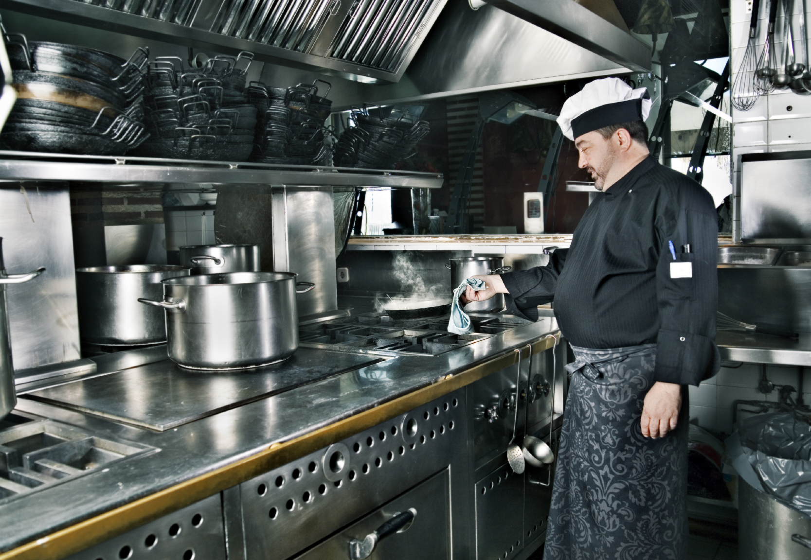 Is your commercial kitchen sustainable enough