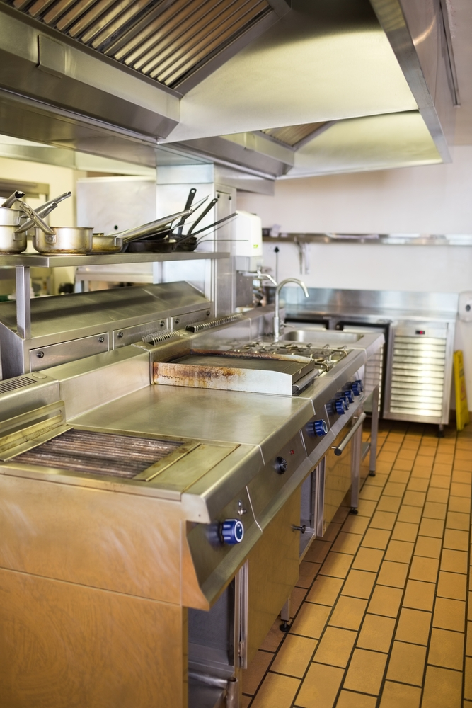 commercial kitchen flooring options | commercial kitchen equipment