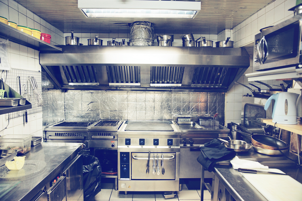 Restaurant Kitchen Lighting ventilation and lighting that is perfect for your commercial